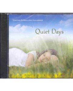 Cd Staffan Björklund-Jullander - Quiet Days