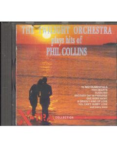 Cd The Twillight Orchestra Play Hits of Phil Collins
