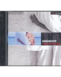 Cd Themusicotheque - Amándote