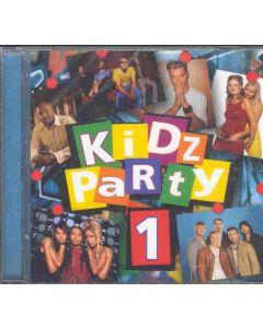 Cd Various Artists - Kidz Party 1