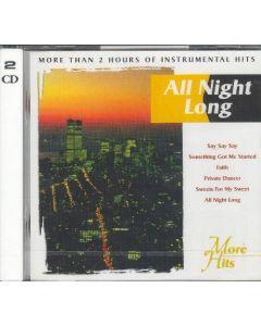 Cd Various Artists - All Night Long