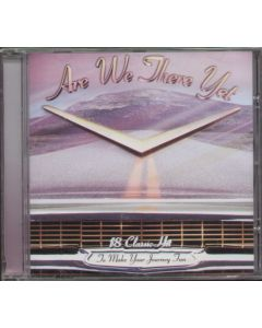 Cd Diverse Kunstnere - Are We There Yet