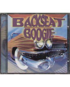 Cd Diverse Kunstnere - Backseat Boogie