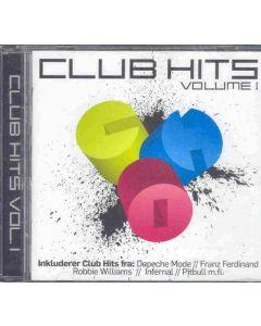 Cd Diverse Kunstnere - Club Hits Volume 1