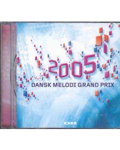 Cd Various Artists - Dansk Melodi Grand Prix 2005