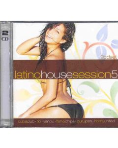 Cd Various Artists - Latino House Session 5