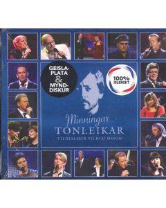 Cd Various Artists - Minningar Tonleikar