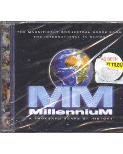 Cd Various Artists - MM Millenium