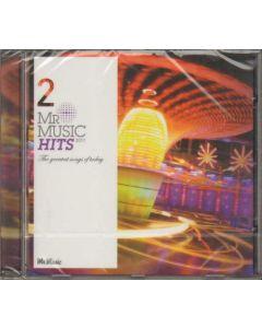 Cd Diverse Kunstnere - Mr Music Hits 2011 - 2