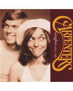 Cd carpenters - singles 1969-1981