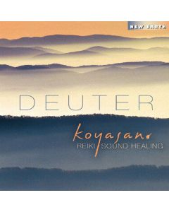 Cd deuter - koyasan reiki sound healing