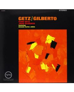 Cd gets/gilberto - stan getz and joao gilberto featuring carlos jobim