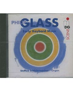 Cd glass - early keyboard music