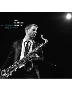 Cd jan harbeck quartet - the sound the rhythm