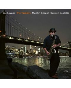 Cd joe lovano - trio tapestry