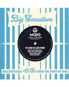Cd mojo presents - big sensations