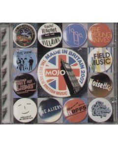 Cd Mojo Presents - Made in Britain 2007