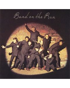 Cd poul mccartney & wings - band on the run