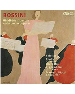 Cd rossini - early opera highlights