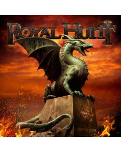 Cd royal hunt - cast in stone