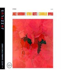 Cd stan getz/charlie byrd - jazz samba