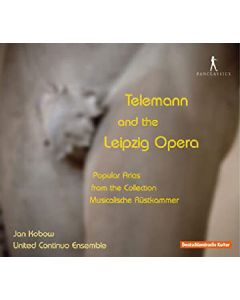 Cd telemann and the leipzig opera - united continuo ensemble