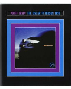 Cd the oscar petterson trio - night trin