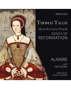 Cd thomas tallies - songs of reformation