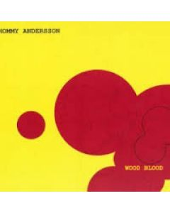Cd thommy andersson - wood blood