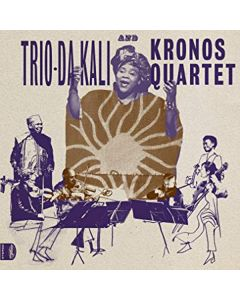 Cd trio da kali and kronos quartet - ladilikan