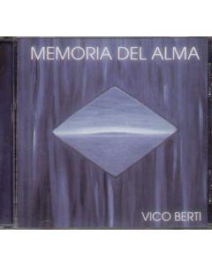 Cd Vico Berti - Memoria Del Alma