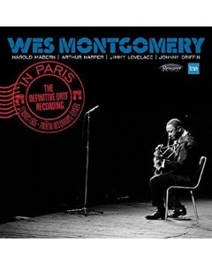 Cd wes montgomery - in paris (2 cd'er)