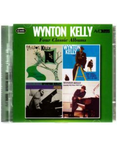 Cd wynton kelly - four classic albums (2 cd'er)