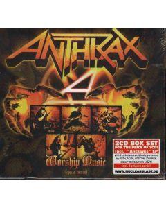 Cdbox Antrax - Worship Music