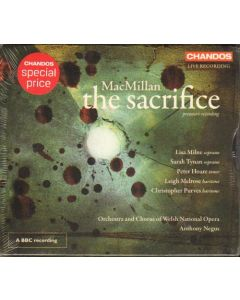Cdbox Mac Millan - The Sacrifice