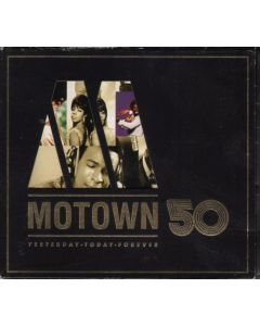 Cdbox Motown 50 - Yesterday Today Forever