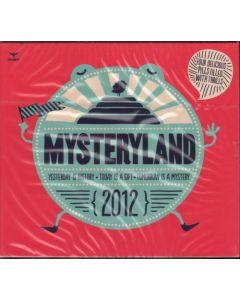 Cdbox Mysteryland 2012
