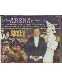 Cdbox Various Artists - Alle Tiders Cirkussange