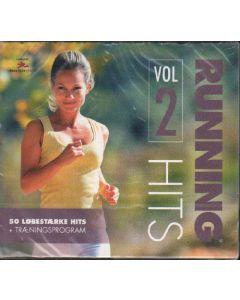 Cdbox Diverse Kunstnere - Running Hits vol. 2