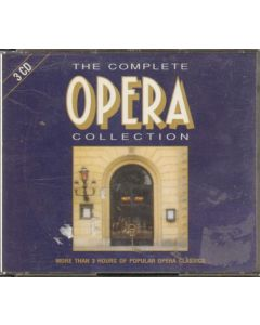 Cdbox Various Artists - The Complete Opera Collection