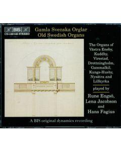 Cdbox gamla svenska orglar (3 cd'er)