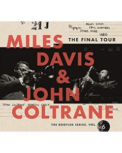 Cdbox miles davis & john coltrane - the final tour the bootleg series vol. 6 (4 cd'er)