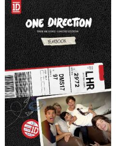 "Cdbox One Direction - Take Me Home ""Limited Edition"""