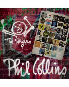 Cdbox Phil Collins - The Singles