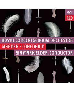 Cdbox royal concertgebouw orchestra - wagner & lohengrin 3 cd'er