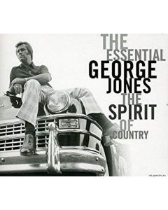 Cdbox the essential george jones - the spirit of country (2 cd'er)