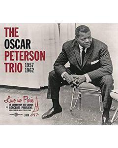 Cdbox the oscar peterson trio - live in paris 1957-1962