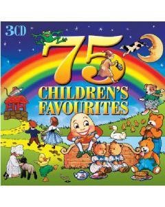 Cdbox Various Artists - 75 Children's Favourites