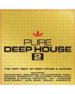 Cdbox Various Artists - Pure Deep House 2