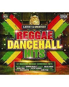 Cdbox Various Artists - Reggae Dancehall Hits